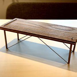 ソロキャンプテーブル